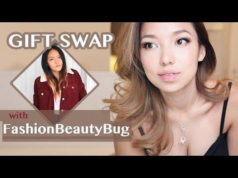GIFT SWAP with FashionBeautyBug   Updates & great news!