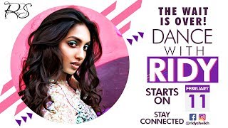 Dance with Ridy at Ruslan's studio - Join the regular dance classes in Dhaka!