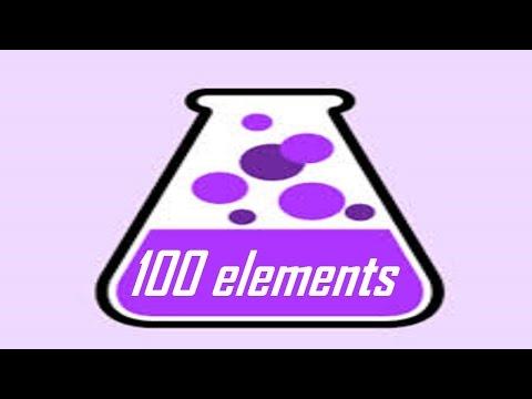 Little Alchemy 100