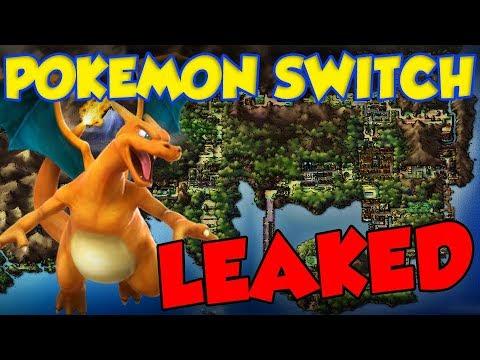 NINTENDO E3 LEAK PROVEN TRUE? POKEMON SWITCH TRAILER LEAKED!!!