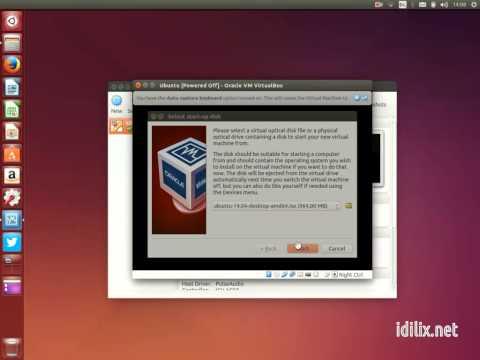 20-Virtual machines (Virtualbox) - Ubuntu 14.04 Tutorial