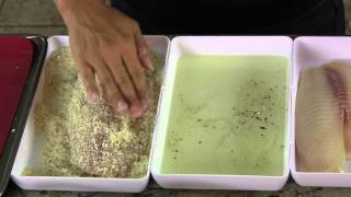 Baked Tilapia With Breadcrumbs Parmesan Eat Right Eat Delicious