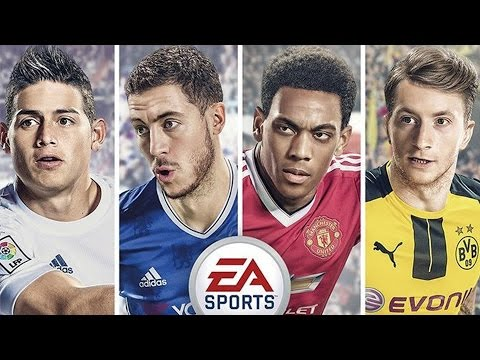 FROSTBITE NEW FIFA 17 TRAILER!! ; Featuring , Ronaldo , Messi , Ben Afra , Bale 1080ip