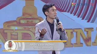 Ardit: Sinetron Jadi Nyata (Grand Final SUCI 6)