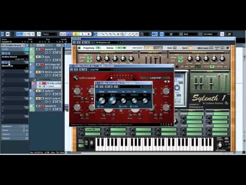 Progressive House Pluck Synth Tutorial Sylenth 1