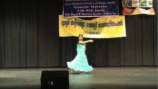 Nimbooda...Dance by Meiga - GAMA 2010