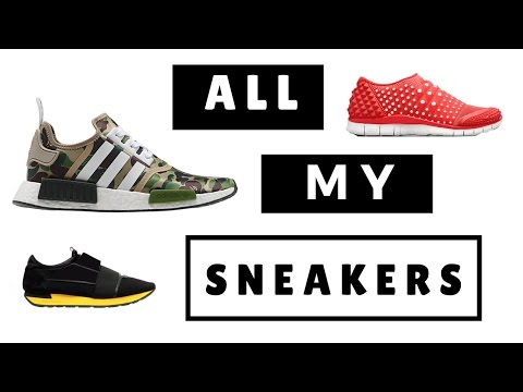 ALL MY SNEAKERS - Summer Edition - SOStyle