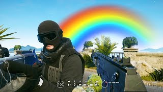 Accidental Win - Taste The Rainbow!
