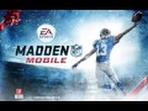 Glitch on how to get fast and easy fans Madden Mobile 16