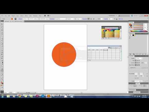 Creating a Pie Chart in Adobe Illustrator