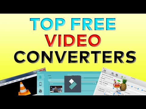 Best FREE VIDEO CONVERTERS of 2018