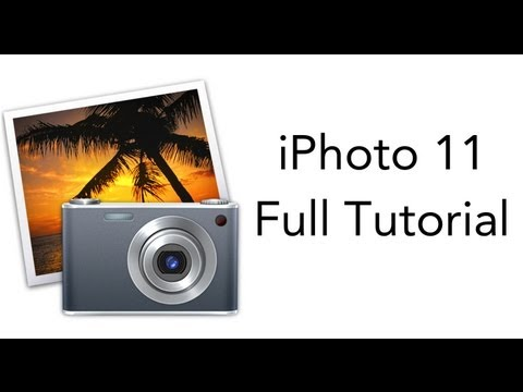 iPhoto Tutorial