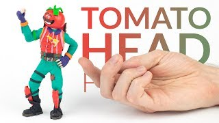Tomato Head Fortnite Battle Royale Polymer Clay Tutori