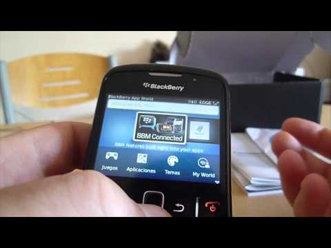 Review BlackBerry 8520 Black