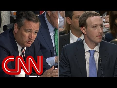 Ted Cruz to Zuckerberg: Is there Facebook political bias?