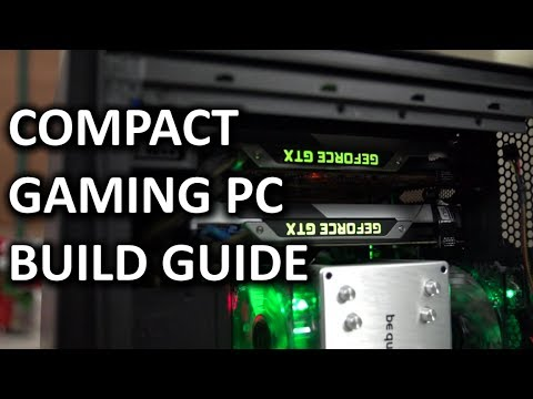 ULTIMATE Intel Compact SLI Gaming PC Computer