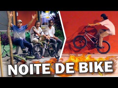 MANOBRAS DE BMX STREET - DIA INTENSO #114
