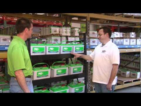 Interstate Batteries Pro ECL