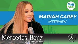 "Mariah Carey on Her New Album ""Caution"" | Elvis Duran Show"