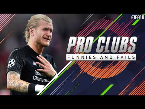 FIFA 18 Pro Clubs | Incredible Fails that Win!