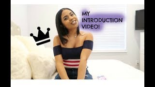MY INTRODUCTION VIDEO