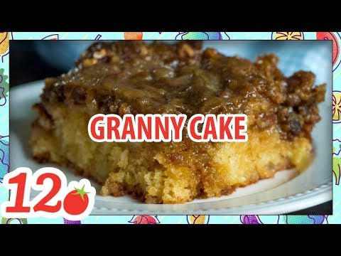 How to Make: Homemade Granny Cake