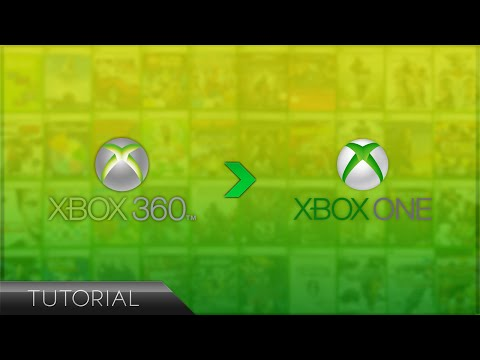 How To Play Your Xbox 360 Games on Xbox One! (2017)