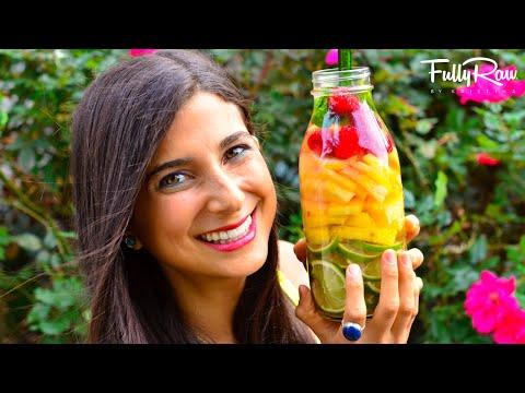 The FullyRaw Brazilian Limeade!