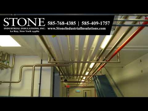 Stone Industrial Insulations, Inc Le Roy NY Insulation Contractors