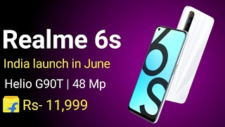 Realme 6s india launch confirm- 30W charger, 90hz display, Don't buy Redmi note 9 🔥🔥🔥
