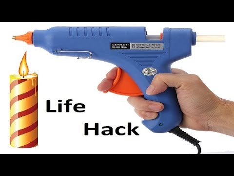 Awesome Life Hack With Hot Glue Gun! Must Watch