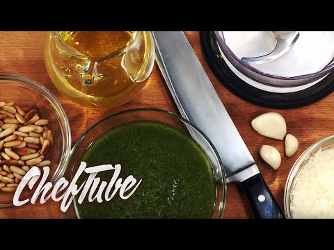 How to make Pesto - Details in the description