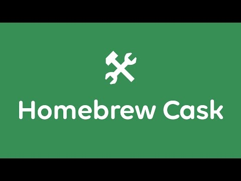 Tools of The Trade - Ep 03:  Homebrew Cask