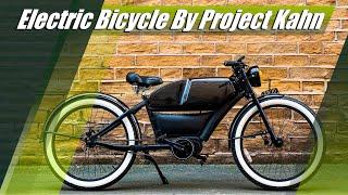 Flying Huntsman E-Bike By Project Kahn