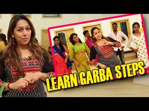 Learn Easy Garba Dance Steps With Phulwa Khamkar   Navratri Special   Marathi Entertainment