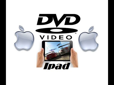 How To Rip and Convert a DVD To An Ipad