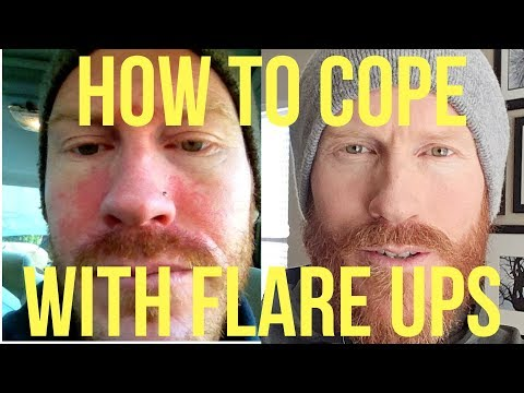 How To Emotionally, Mentally and Physically Cope with Flare Ups