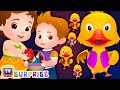 ChuChu TV Surprise Eggs Five Little Ducks Learning Videos For Kids