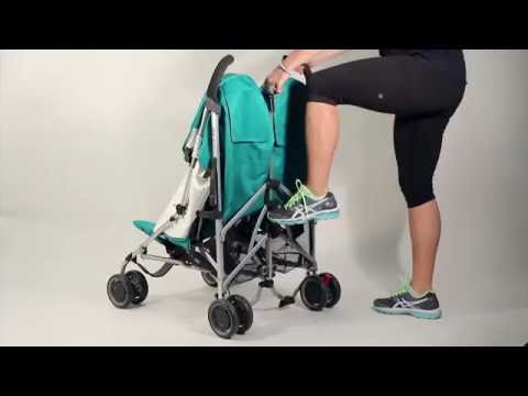 SERVICE IN SECONDS - Unfolding the UPPAbaby G-LINK