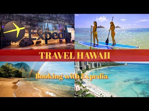 TRAVEL HAWAII - Booking with EXPEDIA { My experience}