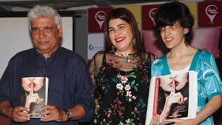 Javed Akhtar At The Book Launch Of