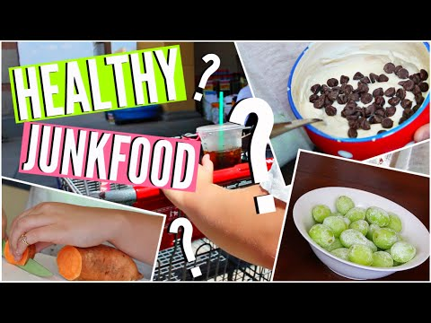 Healthy Snacks   Fight Your Cravings!