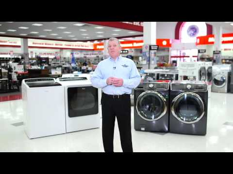 Washers and Dryers: Apartment Size Options
