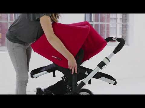 Reverse and recline seats | Bugaboo Donkey Twin