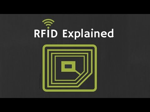 What is RFID?  How RFID works?  RFID Explained in Detail