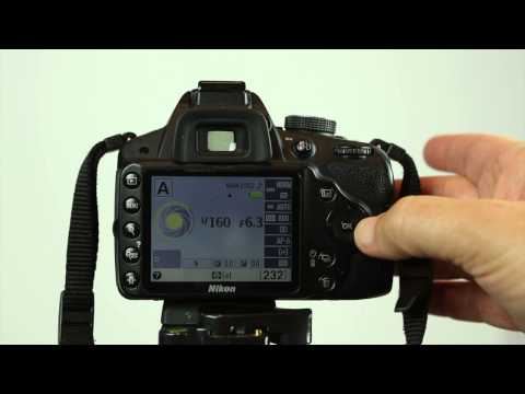 How to select Autofocus Points on the Nikon D3200