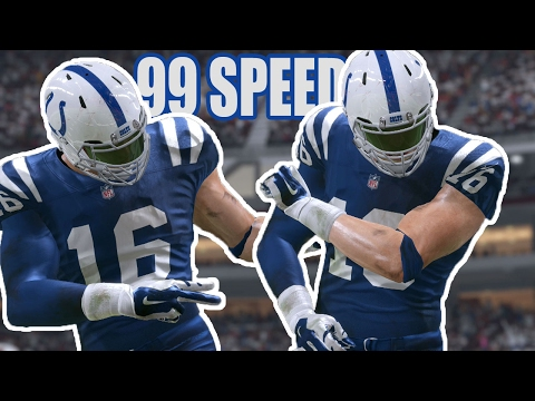 UPGRADING TO 99 SPEED! 99 JUKE! AND 99 SPIN!- MADDEN 17 CAREER MODE- S6 WEEK 4