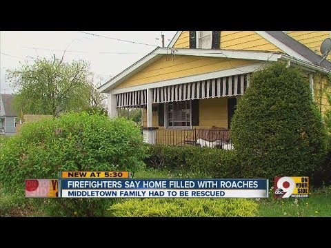 Middletown woman sets off bug bombs while her family sleeps