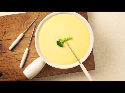 Kids' Favourite Cheese Fondue   All You Need Is Cheese