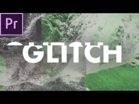 EASIEST Glitch Effect Tutorial (Adobe Premiere Pro How To) | NO PLUGINS